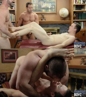 MormonBoyz – Elder Foster – INSPECTION – Part 2