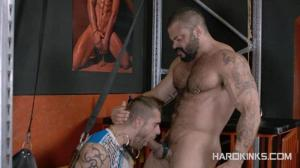 HardKinks – Bondage Beast – Isaac Eliad & Rogan Richards