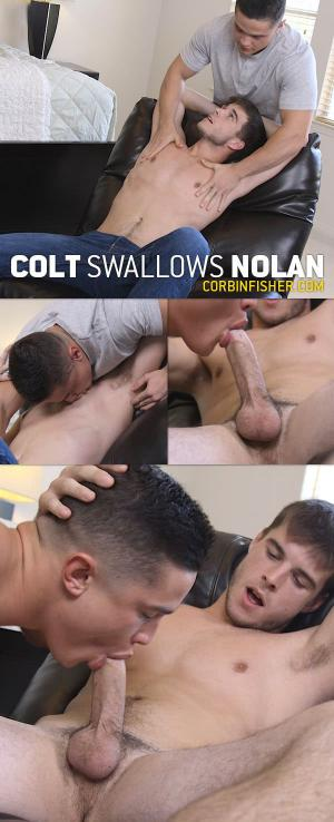 CorbinFisher – Colt Swallows Nolan – Bareback