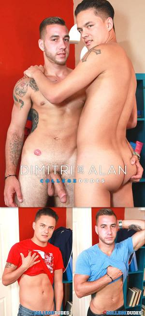 CollegeDudes – Dimitri Kane Fucks Alan Kennedy