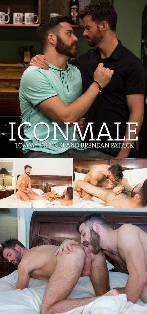 IconMale – His Sister's Lover – Tommy Defendi & Brendan Patrick