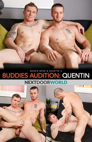 NextDoorCasting – Markie More & Quentin bang each other