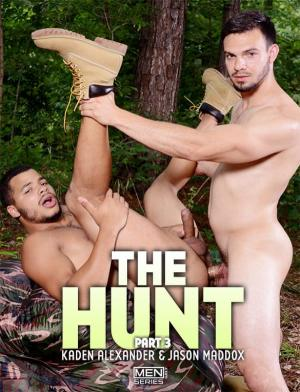 DrillMyHole – The Hunt, Part 3 – Jason Maddox bangs Kaden Alexander – Men.com