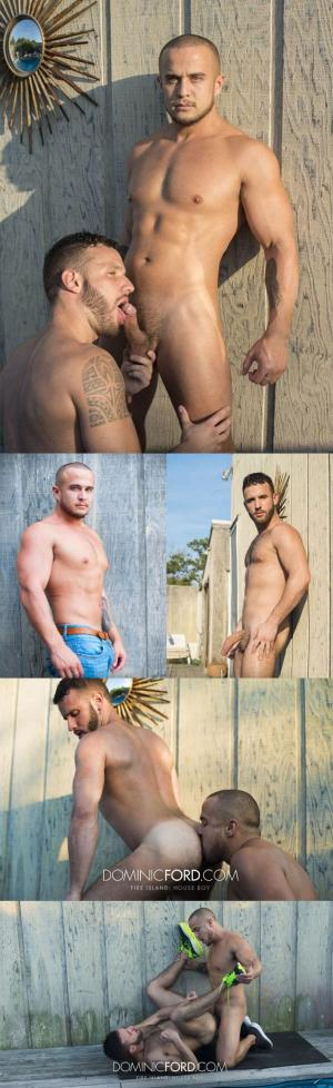 DominicFord – Fire Island House Boy Ep. 5 – Alexander Graham & Aaron Steel