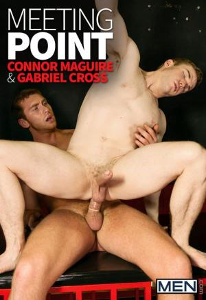 MenofUK – Meeting Point – Connor Maguire pounds Gabriel Cross – Men.com