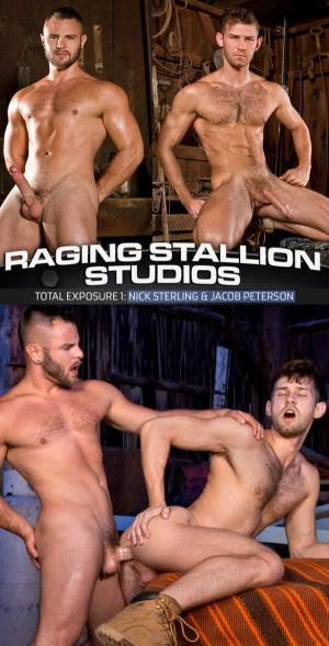 RagingStallion – Total Exposure 1 – Nick Sterling fucks Jacob Peterson