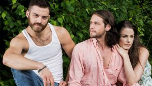 IconMale – His Sister's Lover  – Tommy Defendi & Duncan Black