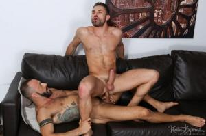 KristenBjorn – Bare To The Bone, sc. 12 – James Castle & Alberto Esposito – Bareback