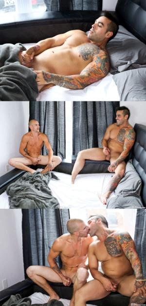 MenofMontreal – Morning Wood – Emilio Calabria & Rian Fortin