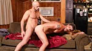 IconMale – His Daughter's Boyfriend 2 – Adam Russo & Tony Salerno