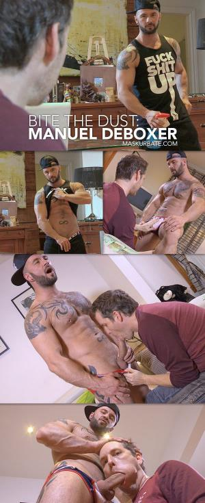 Maskurbate – Bite The Dust – Manuel Deboxer