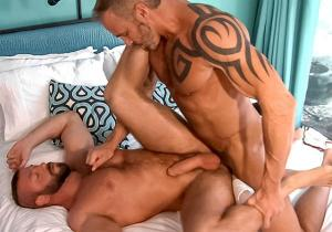 TitanMen – Break a Sweat – Hunter Marx & Dallas Steele