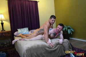 DirtyTony – Alejandro Cruz Fucks Miles