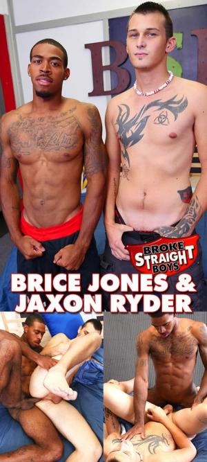 BrokeStraightBoys – Brice Jones fucks Jaxon Ryder bareback
