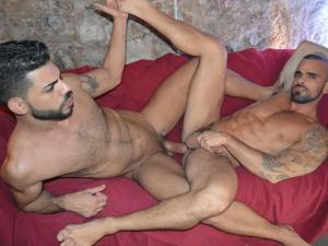 StagHomme – When Stags Breed Episode 3 The Broken Condom – Damien Crosse & Hugo Arenas – Bareback