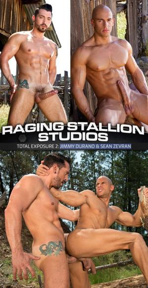 RagingStallion – Total Exposure 2 – Jimmy Durano fucks Sean Zevran