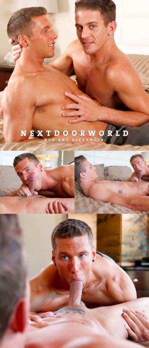 NextDoorBuddies – Breakfast Sausage – Alexander Gustavo & Rod Peterson
