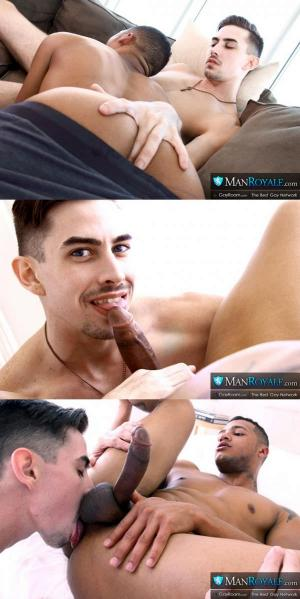 ManRoyale – Big Dick Bottom – Kevin Blaise & Jack Hunter