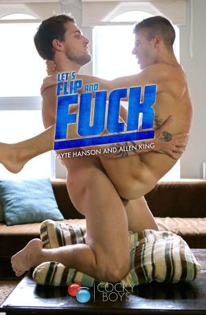 CockyBoys – Tayte Hanson and Allen King Flip-Fuck