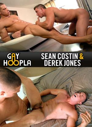 GayHoopla – Sean Costin bangs Derek Jones