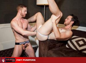ClubInfernoDungeon – Fist Pumpers – Brandon Moore & JP Dubois