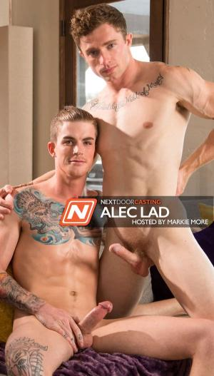 NextDoorCasting – Buddies Audition – Alec Lad with Markie More