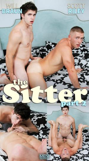 DrillMyHole – The Sitter, Part 2 – Will Braun fucks Scott Riley – Men.com