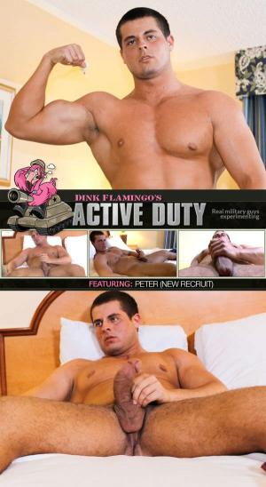 ActiveDuty – New Recruit Peter