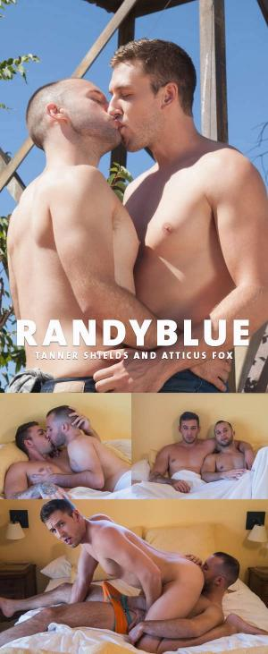 RandyBlue – All My Friends Are Sluts Finale with Tanner Shields and Atticus Fox – Bareback