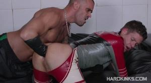 HardKinks – Damien Crosse & Ashley Ryder