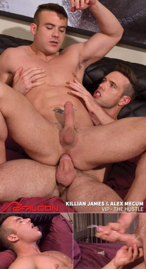 FalconStudios – VIP – The Hustle – Alex Mecum fucks Killian James