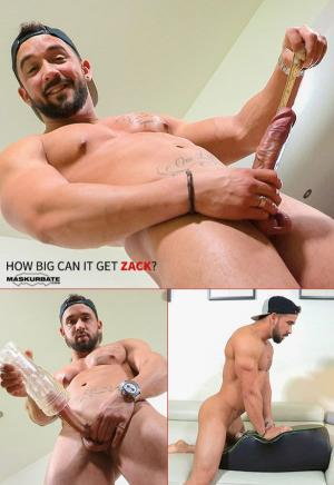 MaskurBate – How Big Can It Get Zack?