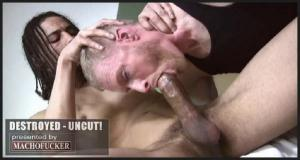 MachoFucker – Destroyed – Uncut – Slim & Dwayne – Bareback