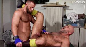 TitanMen – Break a Sweat – Eddy CeeTee & Jesse Jackman