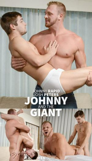 DrillMyHole – Johnny and the Giant – Johnny Rapid & Josh Peters – Men.com