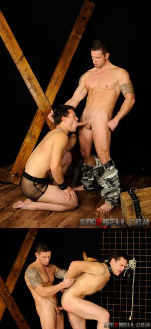 Str8Hell – Rado Zuska & Lorenc Byro RAW – DUTY BOUND