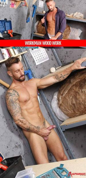 AlphaMales – Workman Wood Work – Nick North – Solo