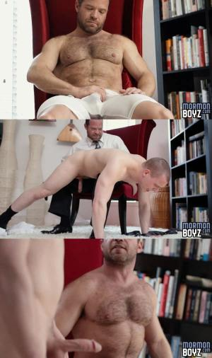 MormonBoyz – Elder Isaacs: Disciplinary Action – Part 2