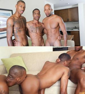 NextDoorEbony – Wishes Cum True – Ramsees, King B & Staxx