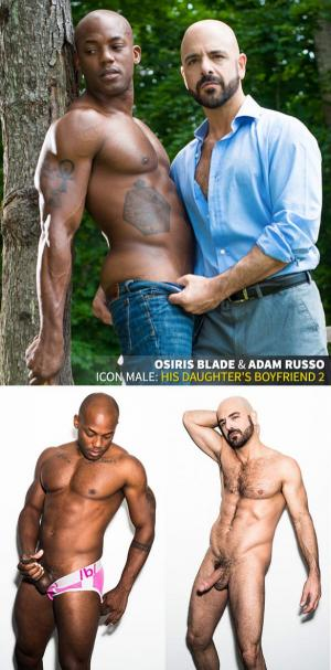 IconMale – His Daughter's Boyfriend 2 Scene 4 – Adam Russo & Osiris Blade