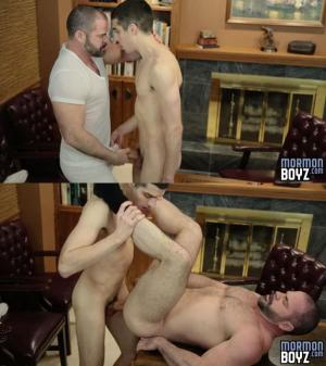 MormonBoyz – Elder Ricci – INSPECTION
