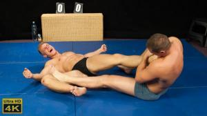 Str8hell – Vilibald Athlon vs Bradley Cook WRESTLING