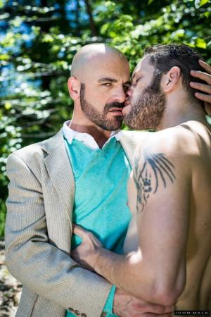 IconMale – Daddy's Big Boy 2  Scene 1 – Adam Russo & Wolf Hudson