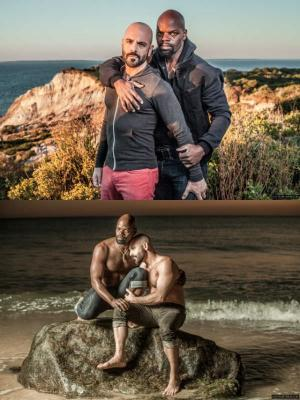 IconMale – Real Couples Bareback Scene 2 – Adam Russo & Cutler X