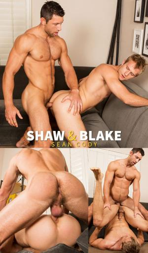 SeanCody – Shaw returns to fuck Blake raw