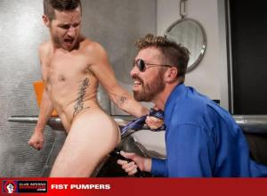 ClubInfernoDungeon – Fist Pumpers – Parker Kane & Cameron Cole