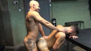 DarkAlleyXT – AaronSteel & Bruno Fox – Bareback