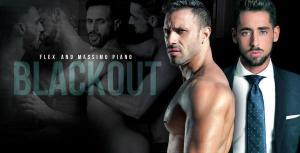 MenAtPlay – Blackout – Massimo Piano & Flex