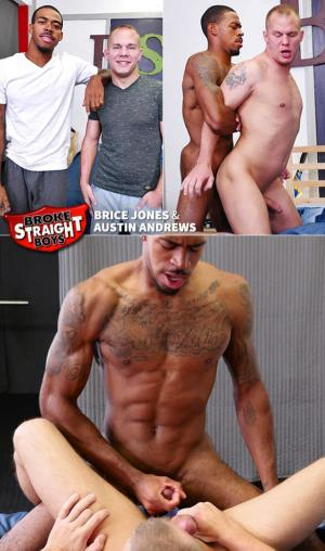 BrokeStraightBoys – Brice Jones & Austin Andrews – Bareback