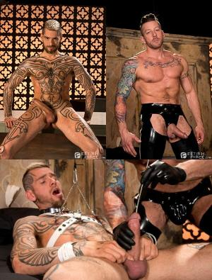 FetishForce – Permission – Logan McCree & Hugh Hunter